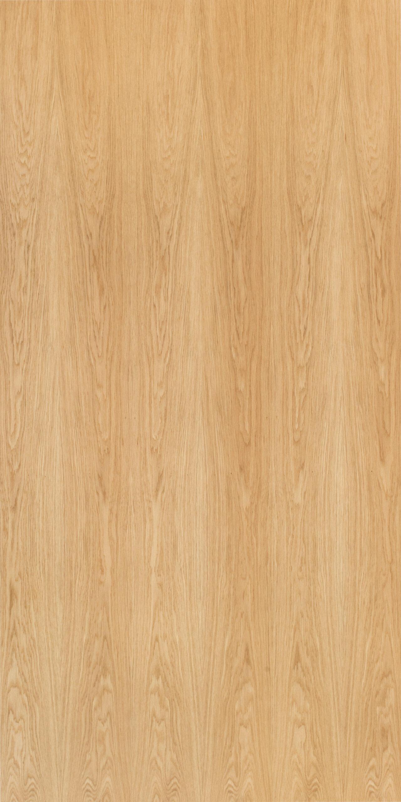 European Oak Crown Cut Natural Veneer