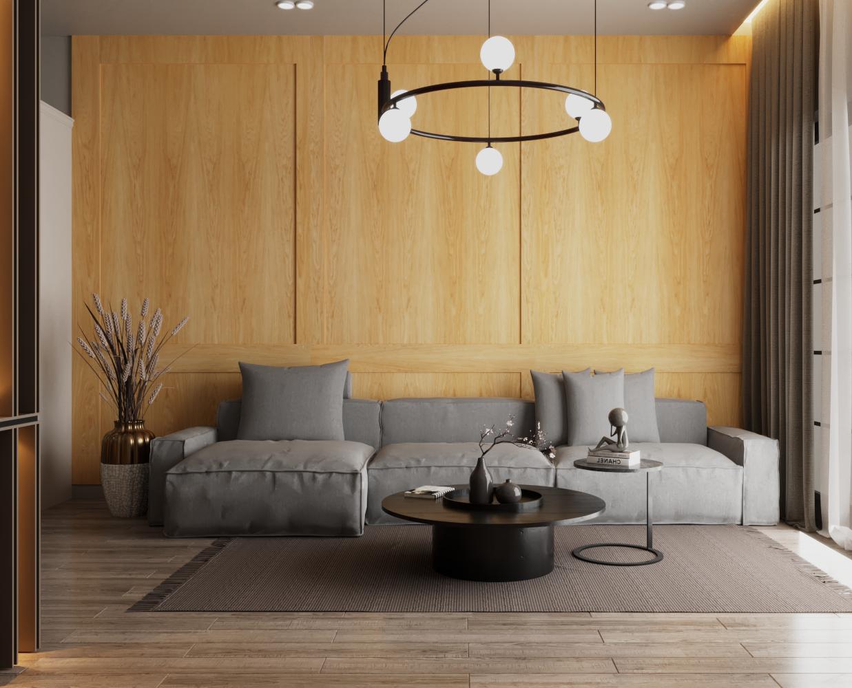 Living Room Interior Design Labos Veneer